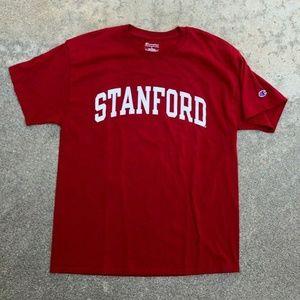 Champion Men's Stanford Cardinals Athletic T Shirt